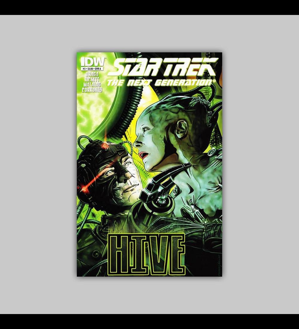 Star Trek: The Next Generation - Hive 3 2012