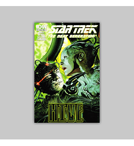 Star Trek: The Next Generation - Hive 3 2012