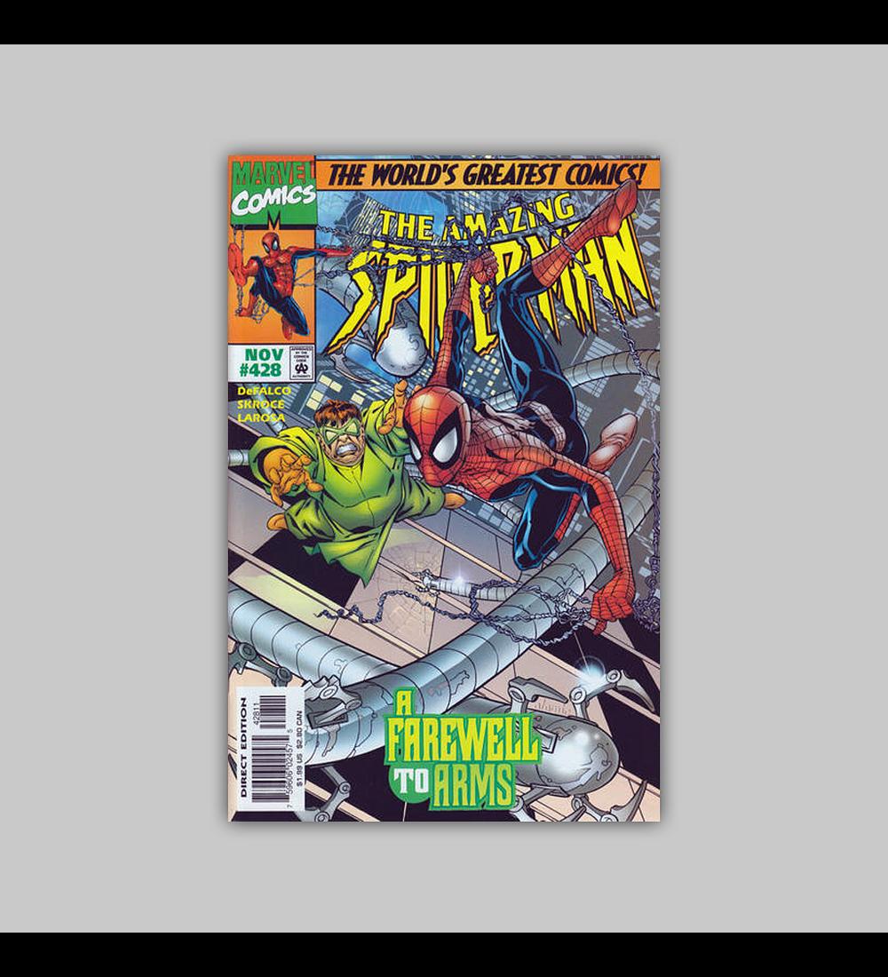 Amazing Spider-Man 428 1997