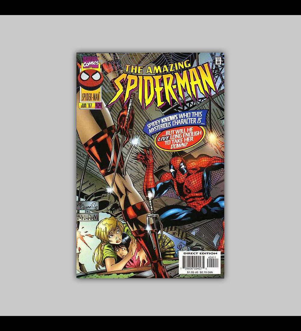 Amazing Spider-Man 424 1997
