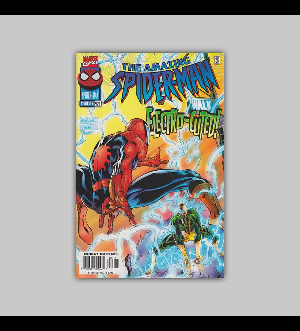 Amazing Spider-Man 423 1997