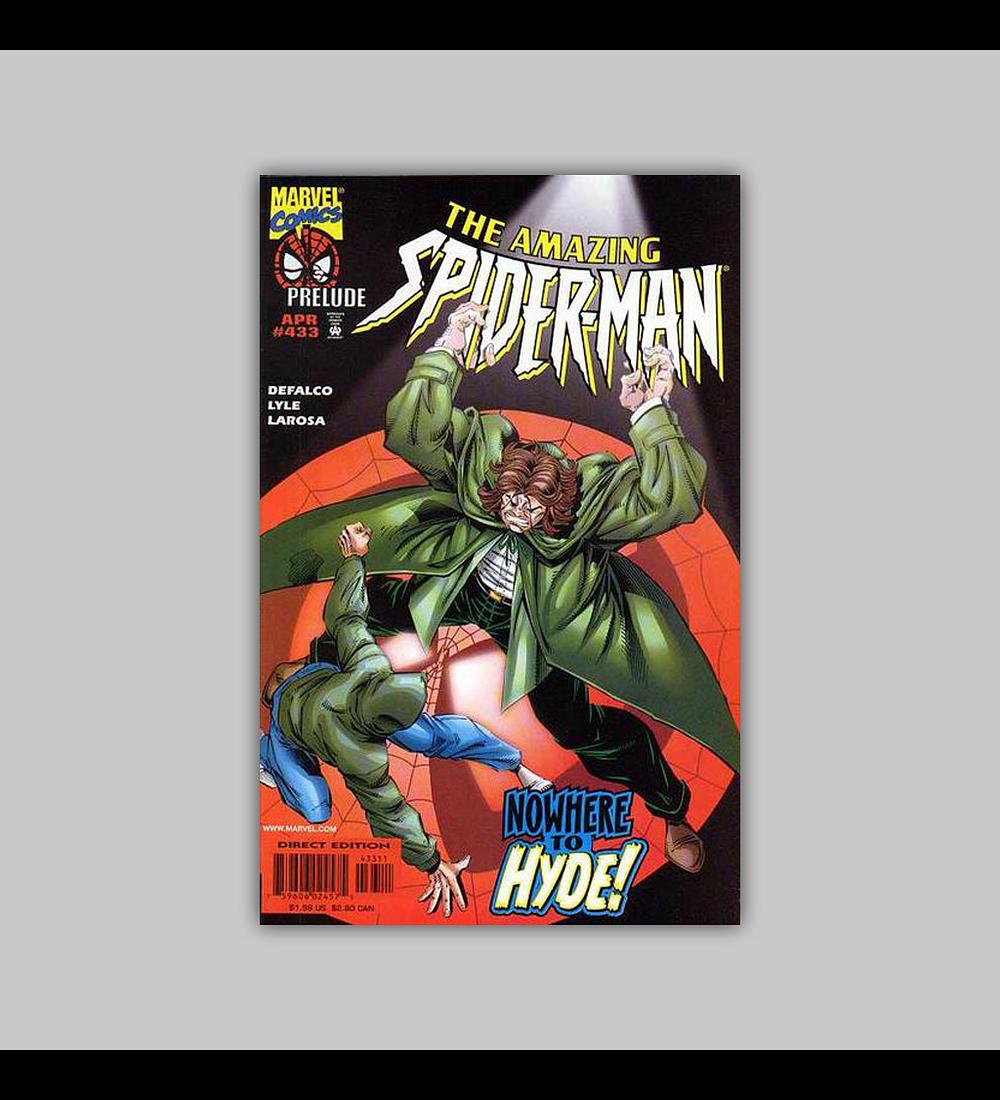 Amazing Spider-Man 433 1998