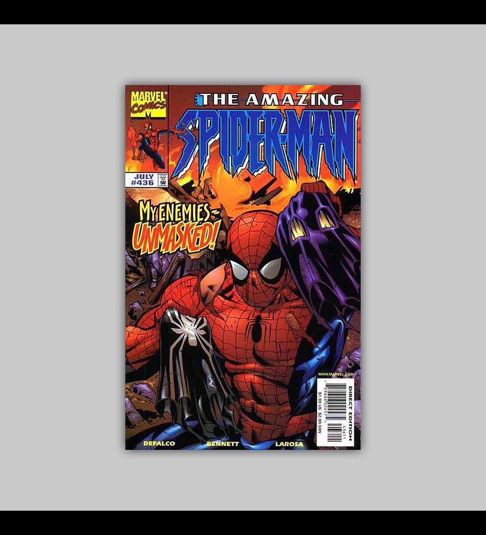 Amazing Spider-Man 436 1998