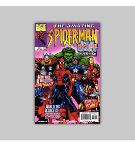 Amazing Spider-Man 439 1998