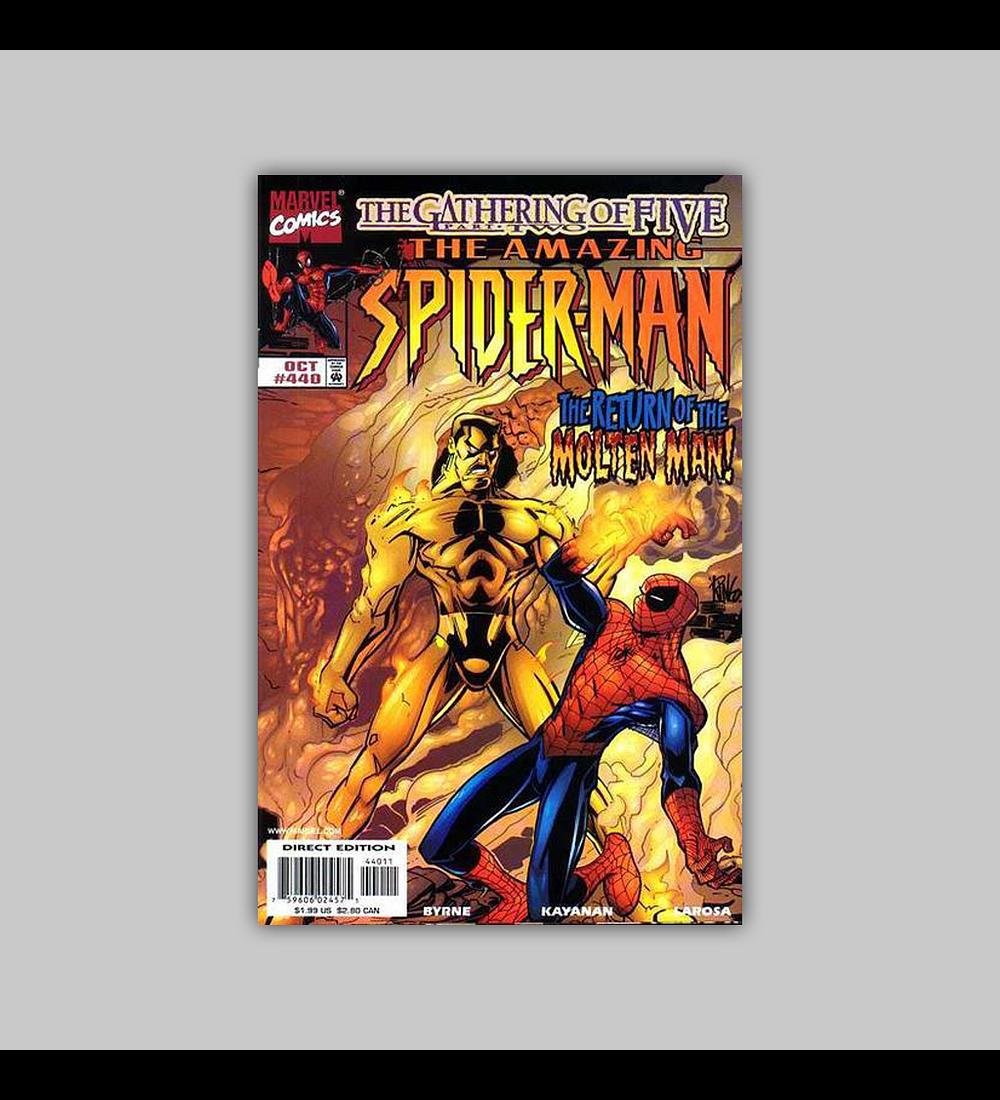 Amazing Spider-Man 440 1998
