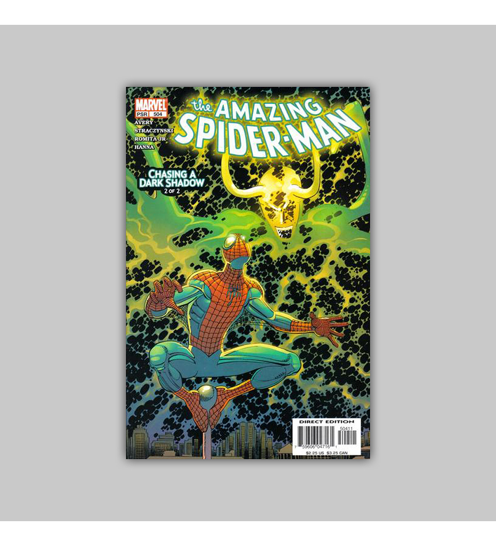 Amazing Spider-Man 504 2004