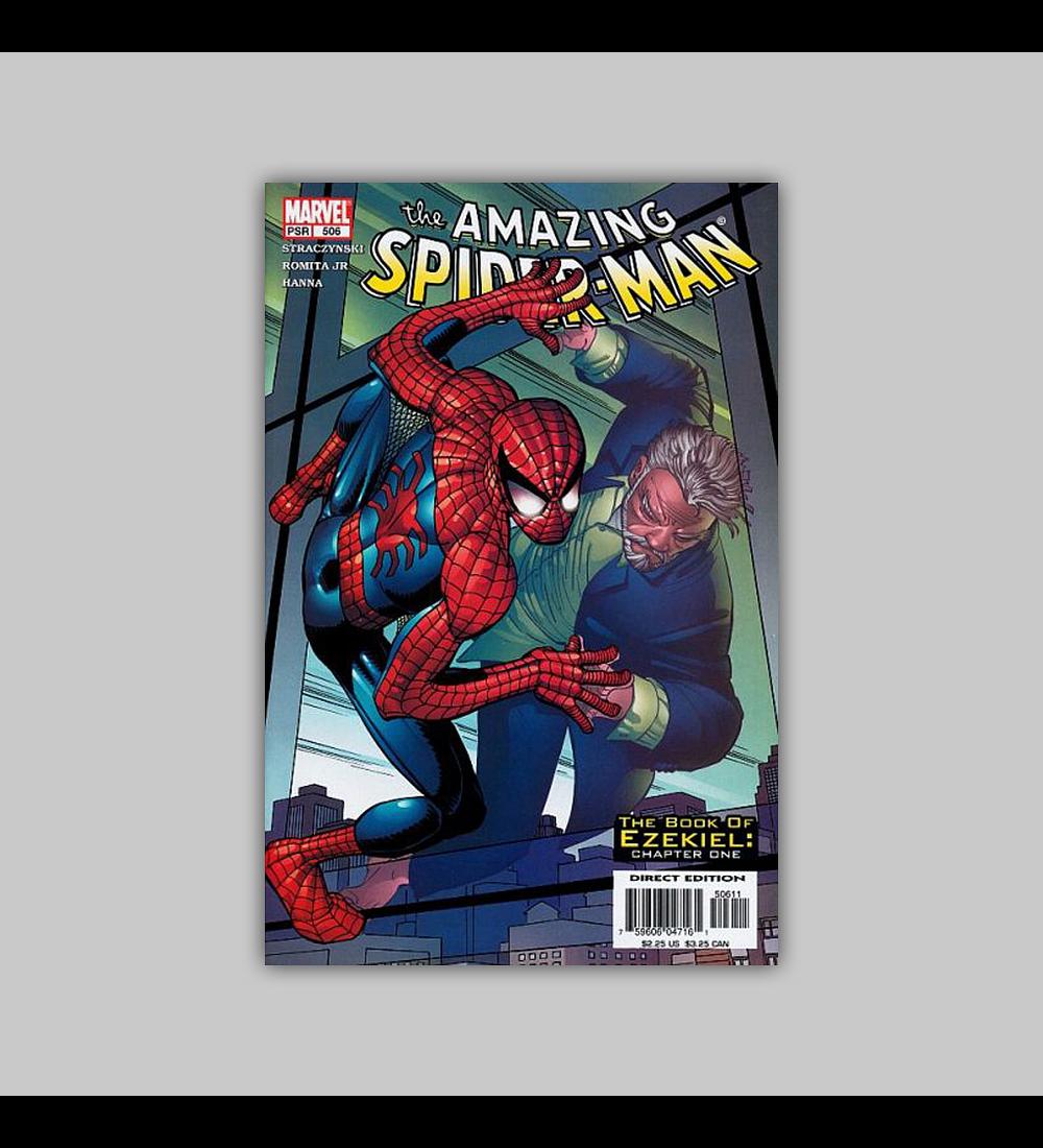 Amazing Spider-Man 506 2004