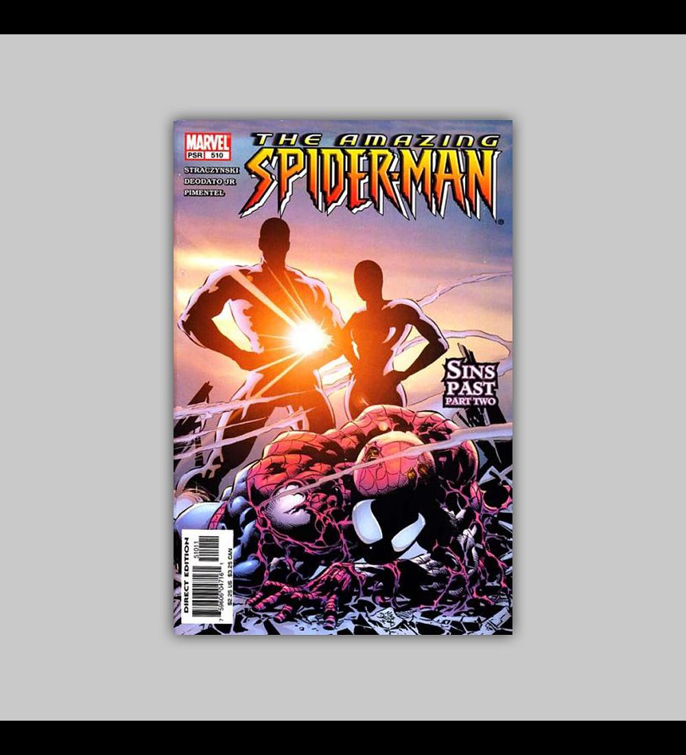 Amazing Spider-Man 510 2004