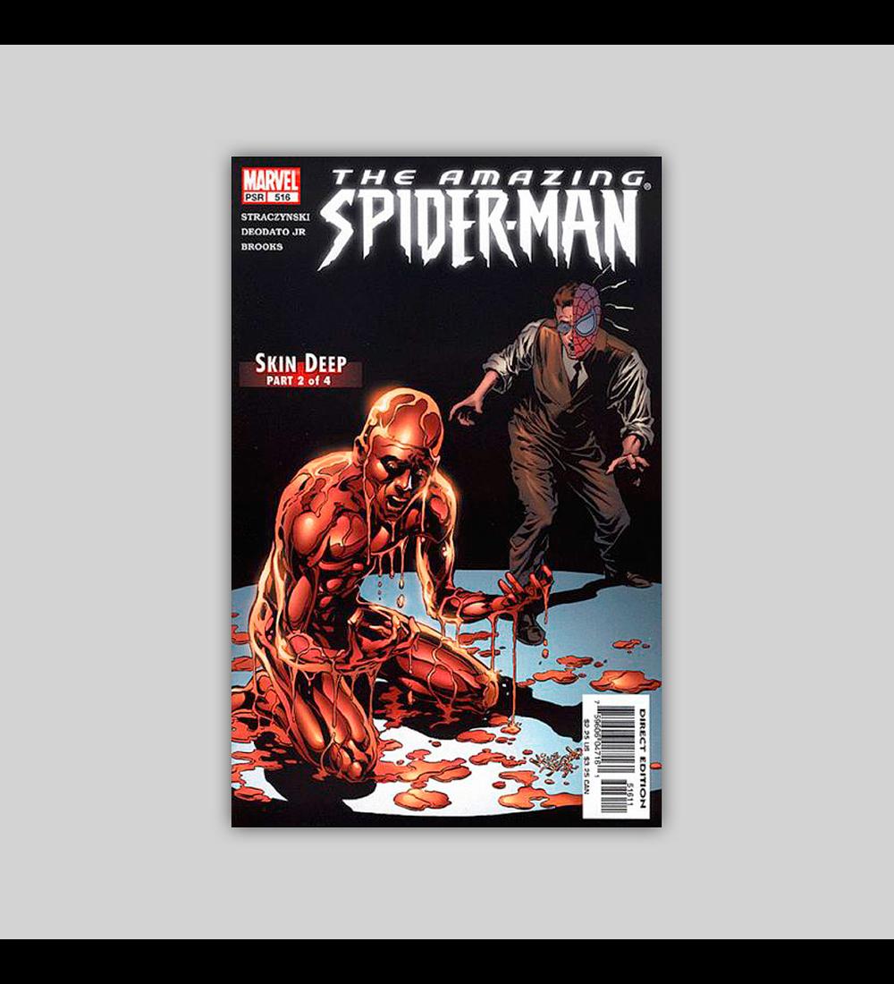 Amazing Spider-Man 516 2005