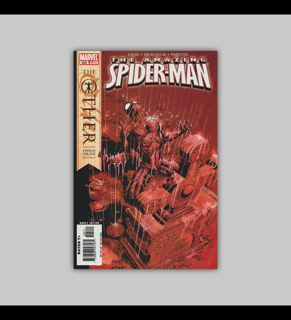 Amazing Spider-Man 525 2005
