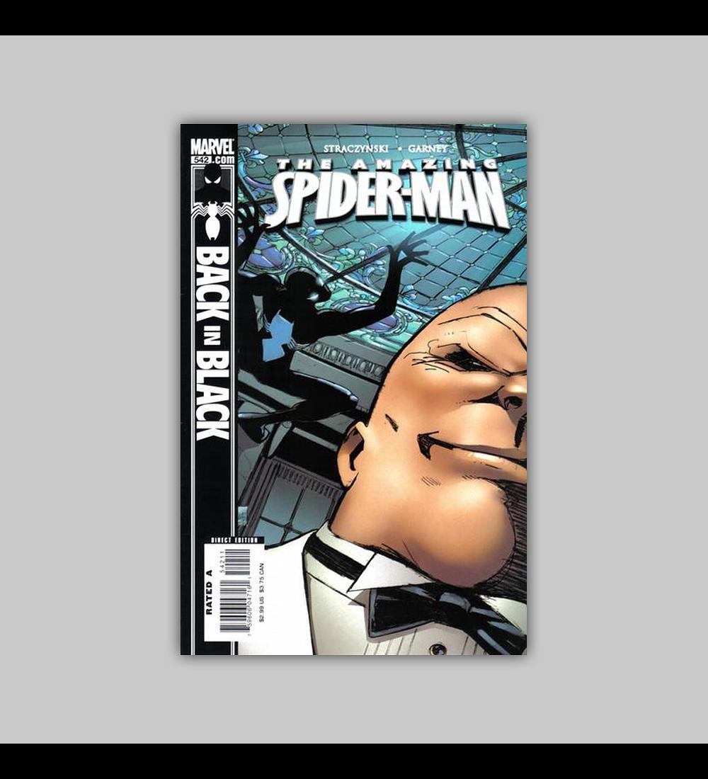 Amazing Spider-Man 542 2007