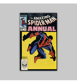 Amazing Spider-Man Annual 17 1983