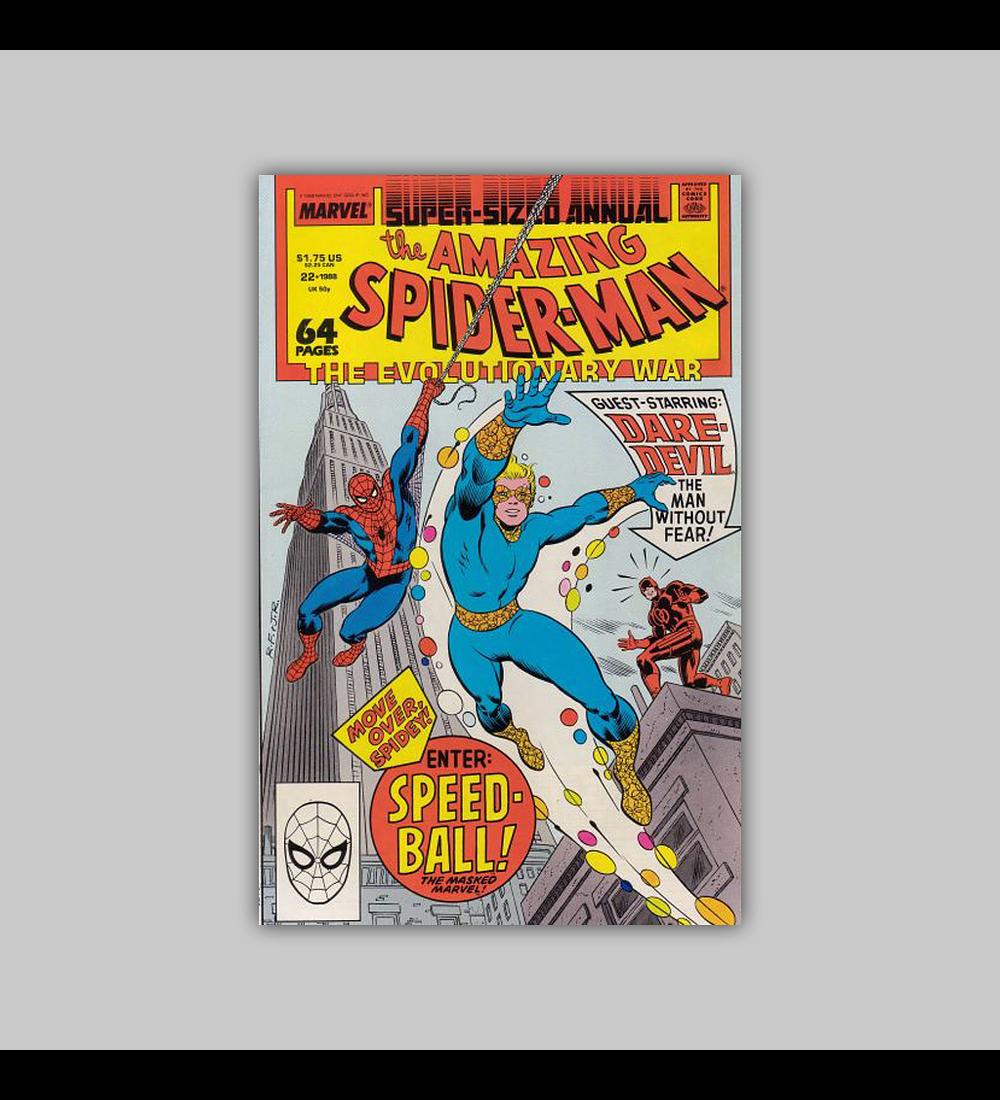 Amazing Spider-Man Annual 22 1988