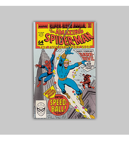 Amazing Spider-Man Annual 22 1988