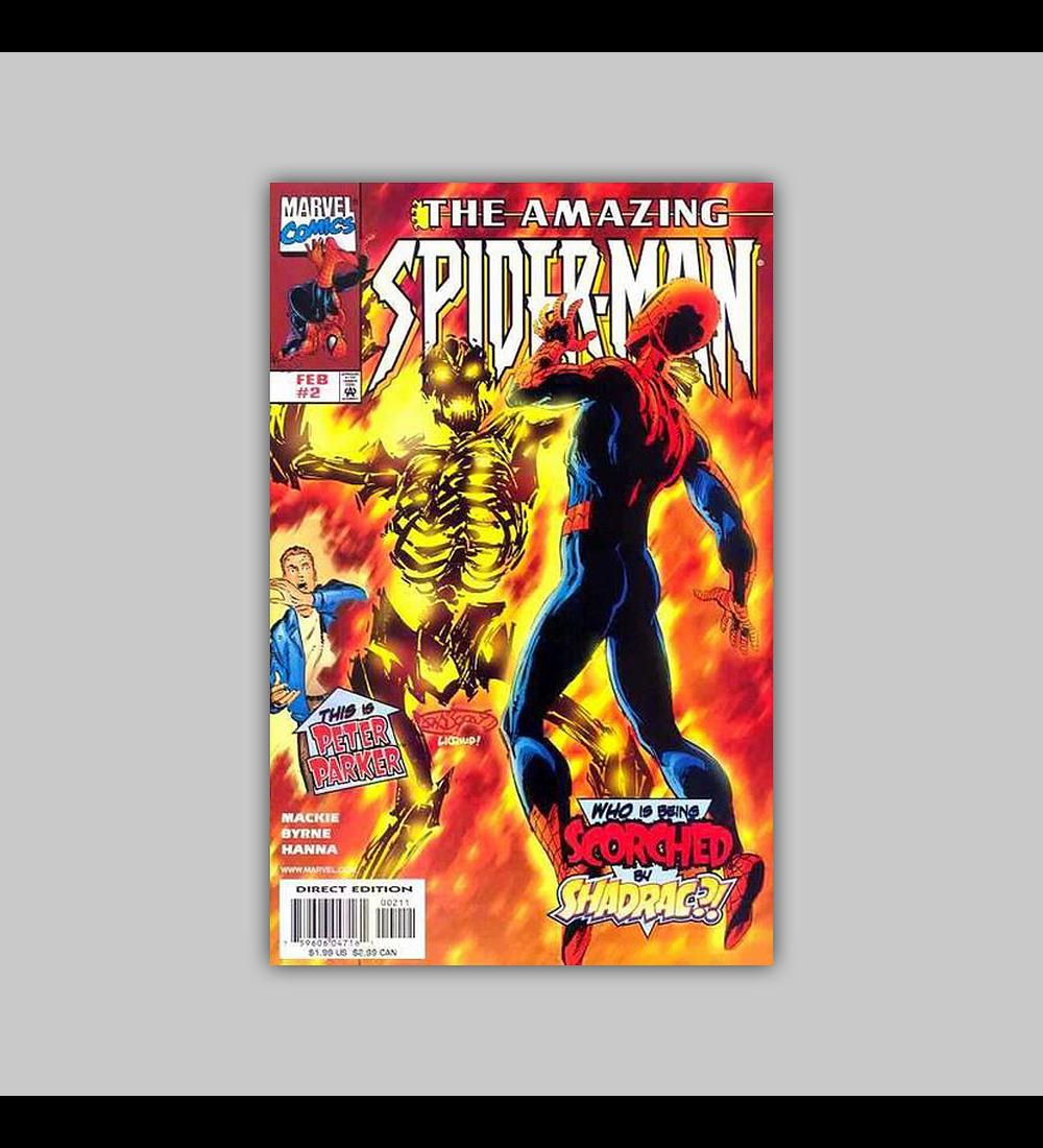 Amazing Spider-Man (Vol. 2) 2 VF (8.0) 1999