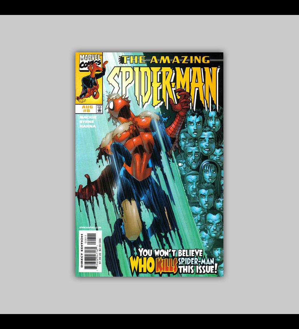 Amazing Spider-Man (Vol. 2) 8 1999