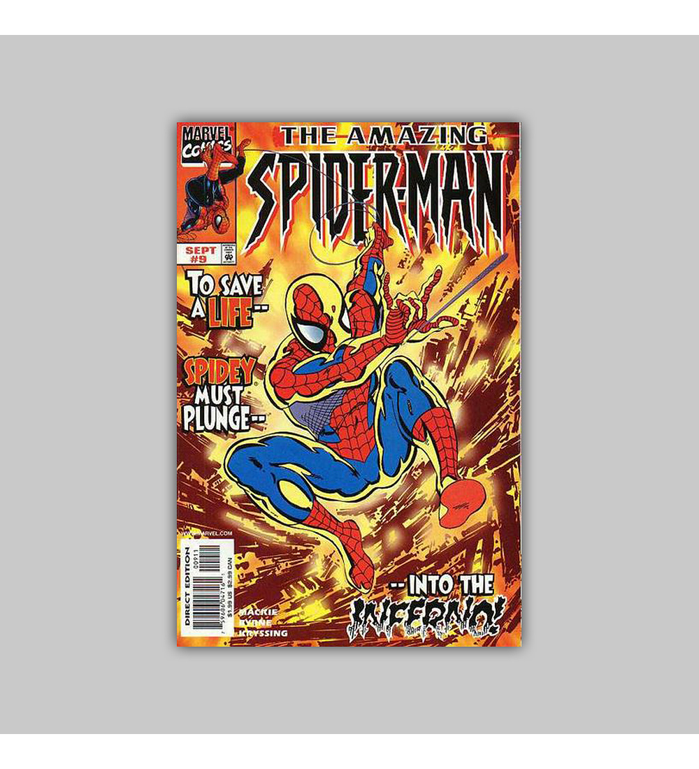 Amazing Spider-Man (Vol. 2) 9 1999