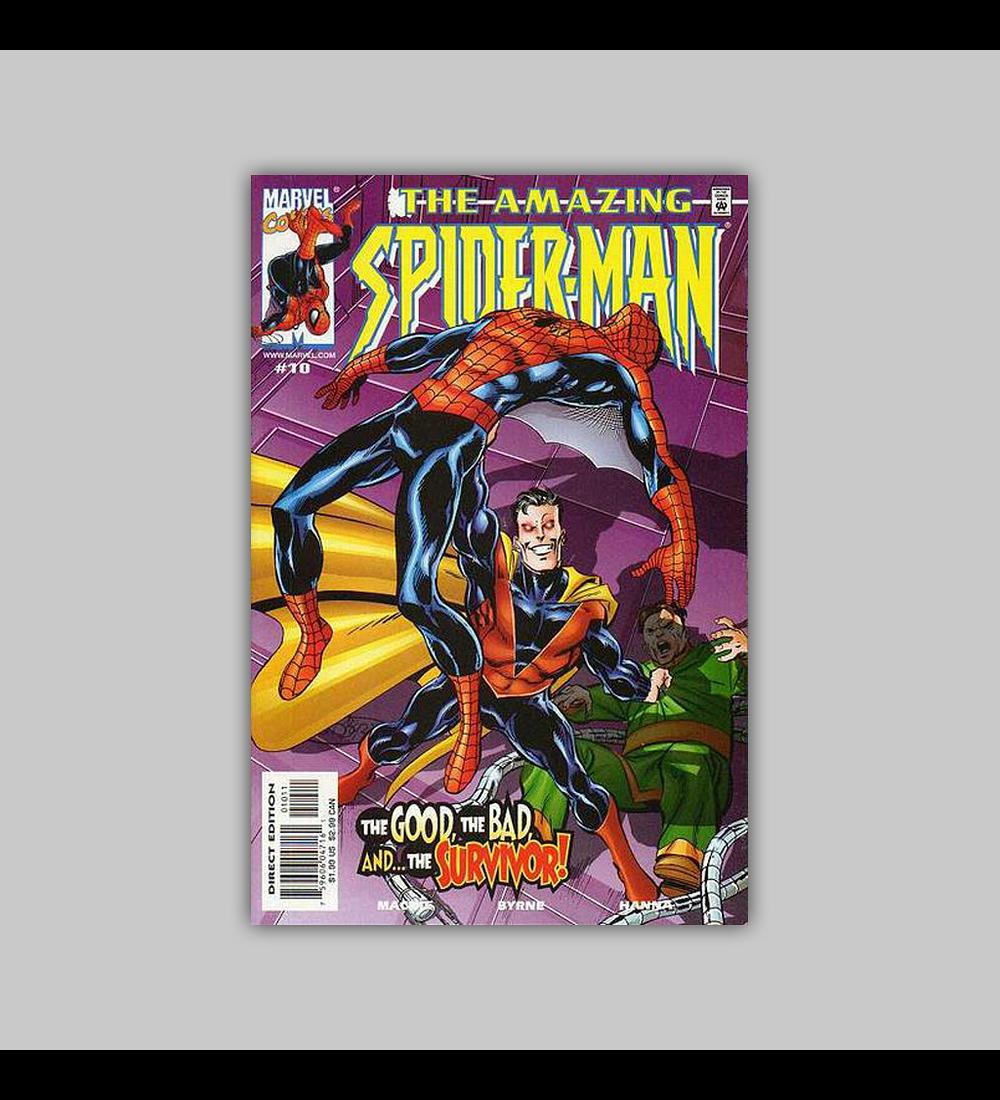 Amazing Spider-Man (Vol. 2) 10 1999