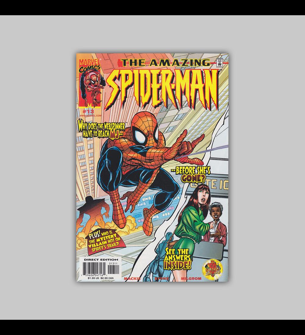 Amazing Spider-Man (Vol. 2) 13 2000