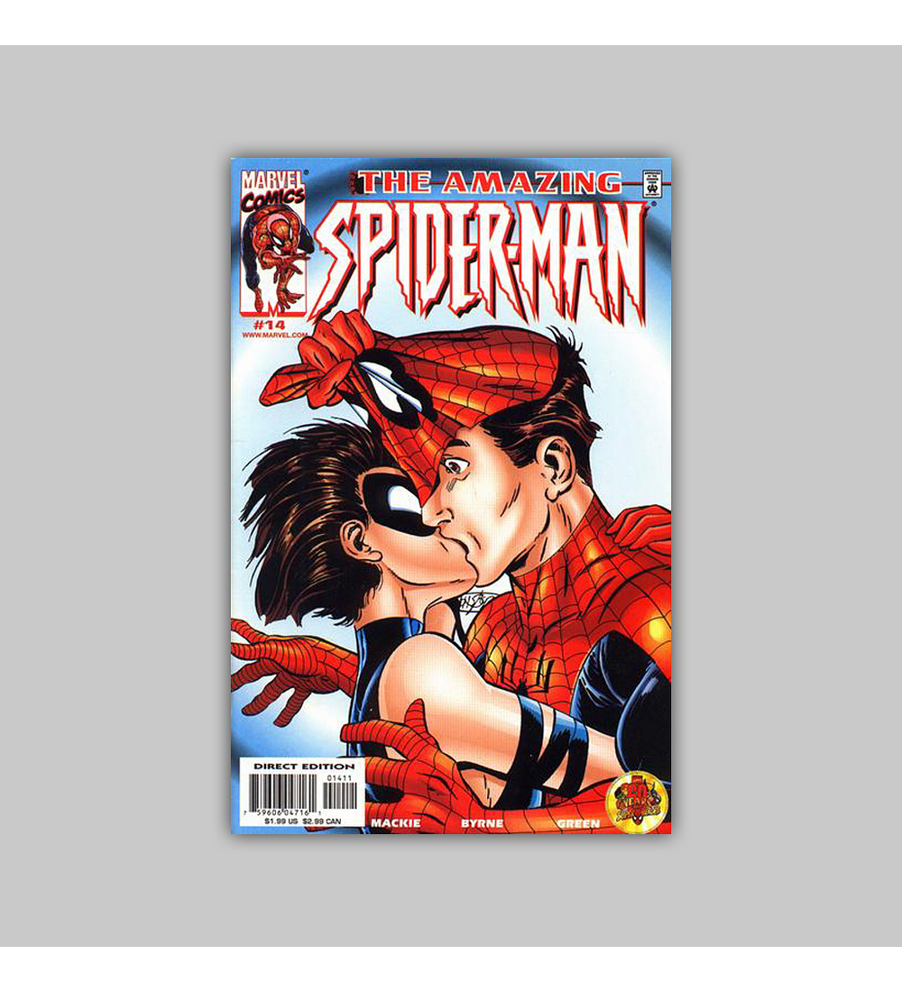 Amazing Spider-Man (Vol. 2) 14 2000