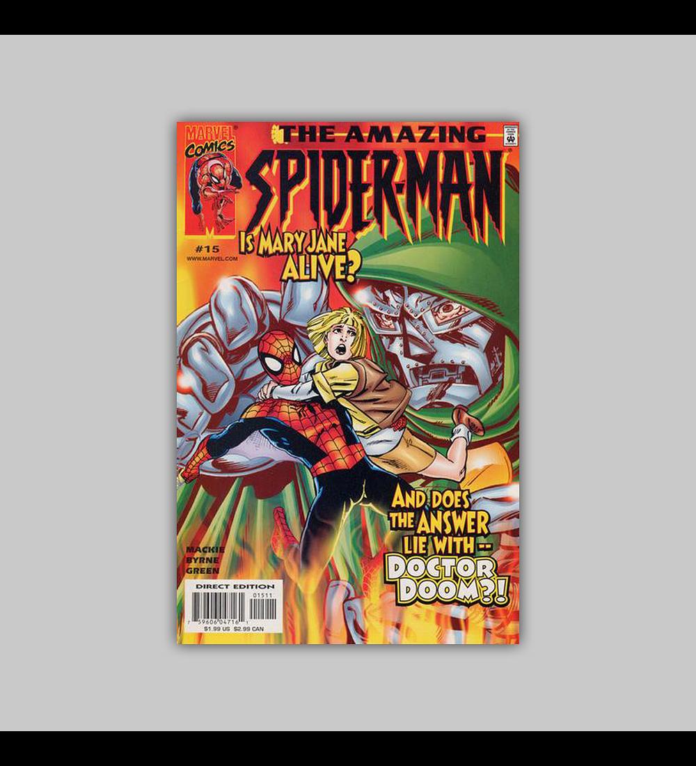 Amazing Spider-Man (Vol. 2) 15 2000