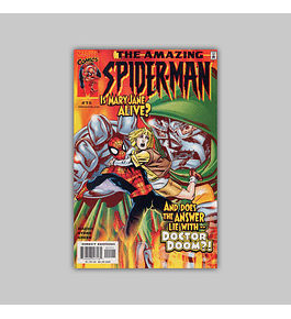 Amazing Spider-Man (Vol. 2) 15 2000