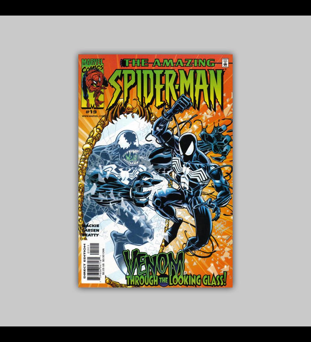 Amazing Spider-Man (Vol. 2) 19 2000