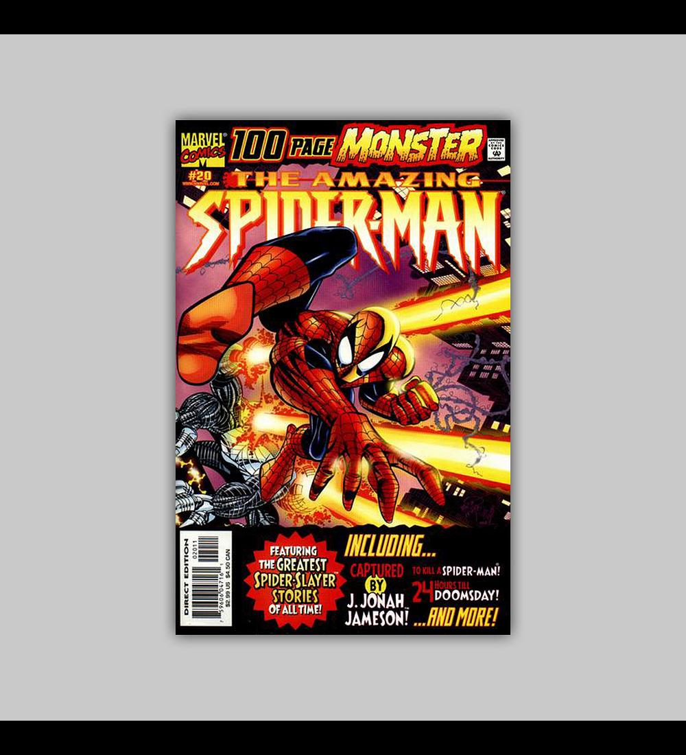 Amazing Spider-Man (Vol. 2) 20 2000