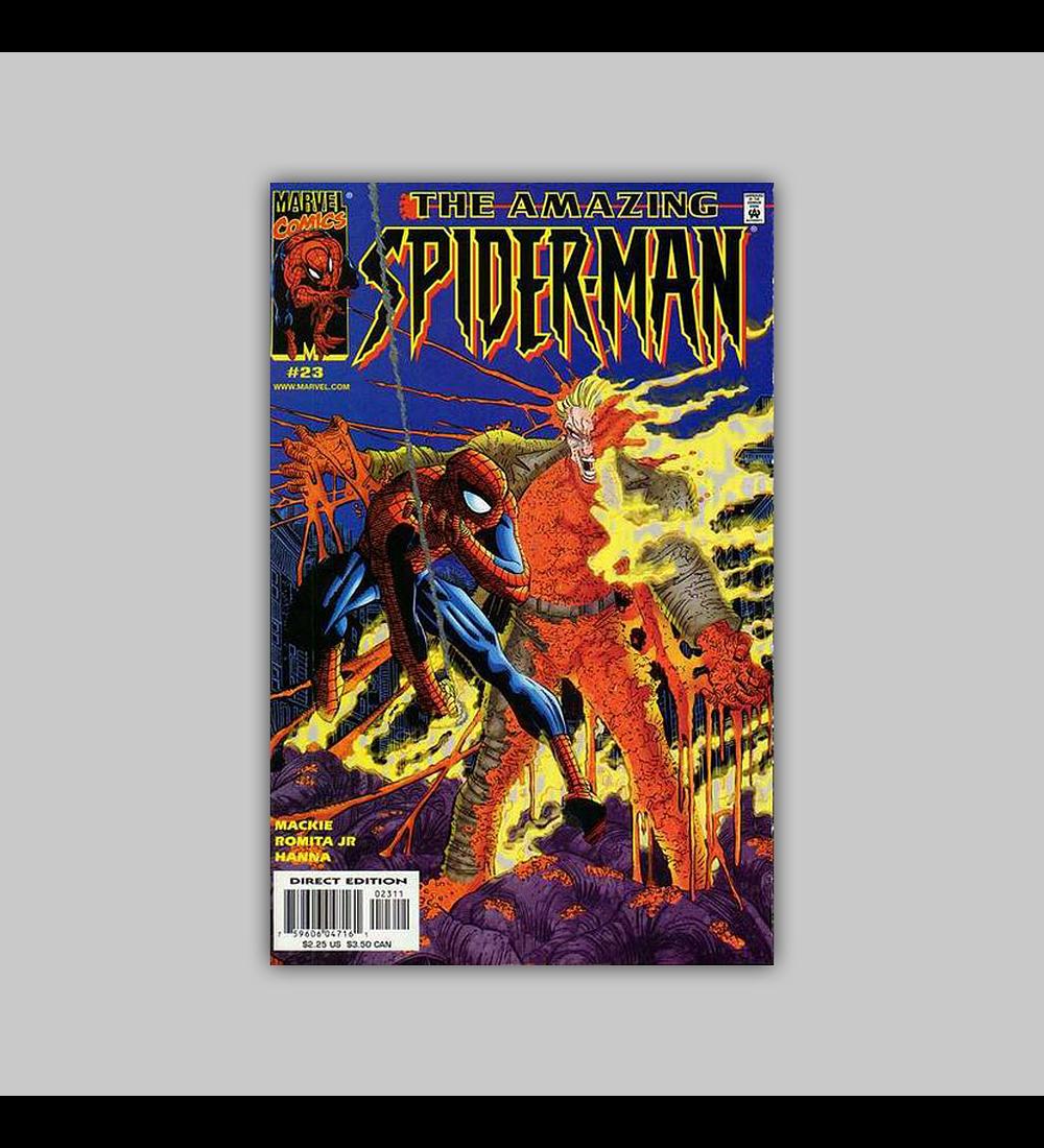 Amazing Spider-Man (Vol. 2) 23 2000