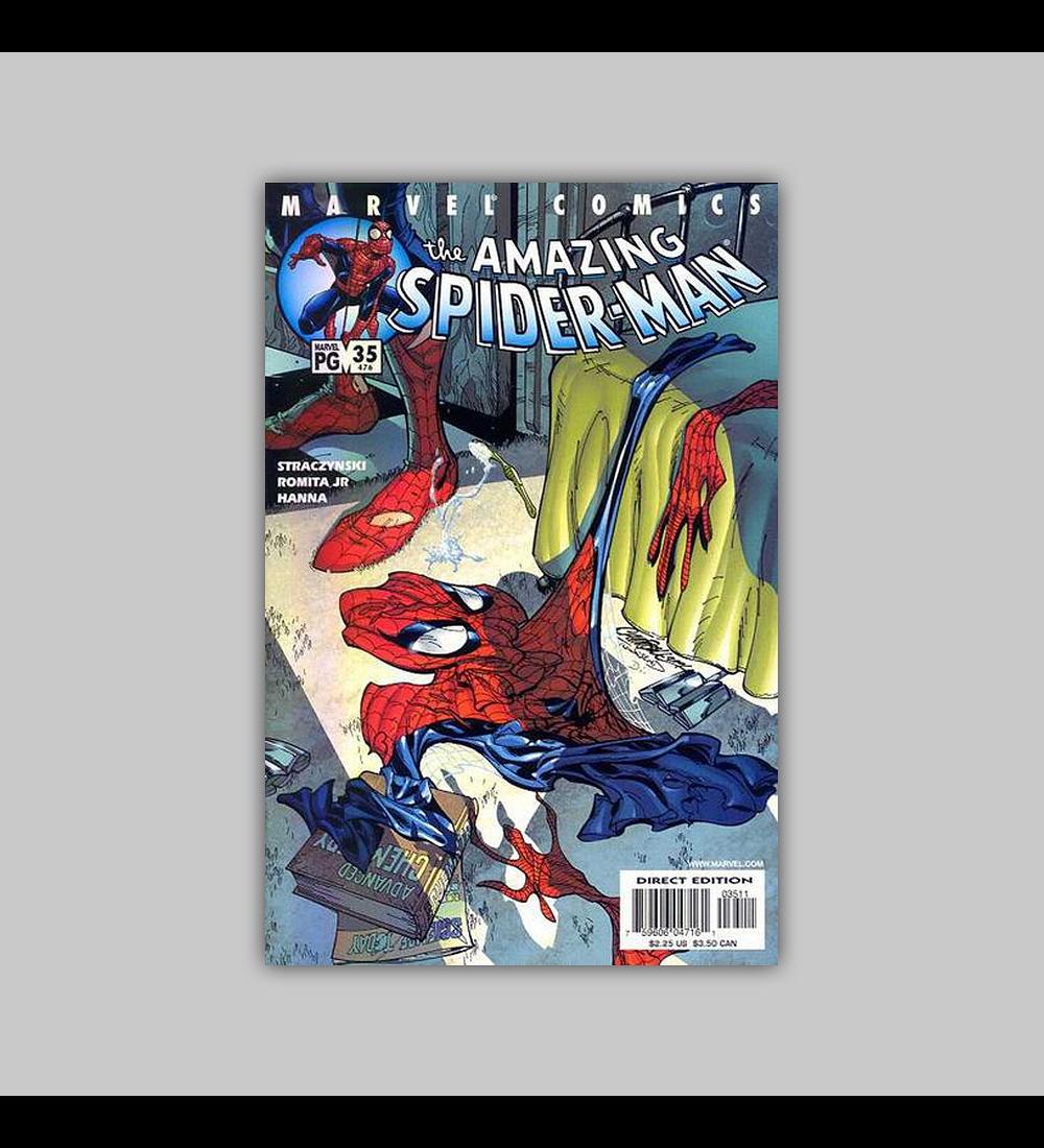 Amazing Spider-Man (Vol. 2) 35 2001