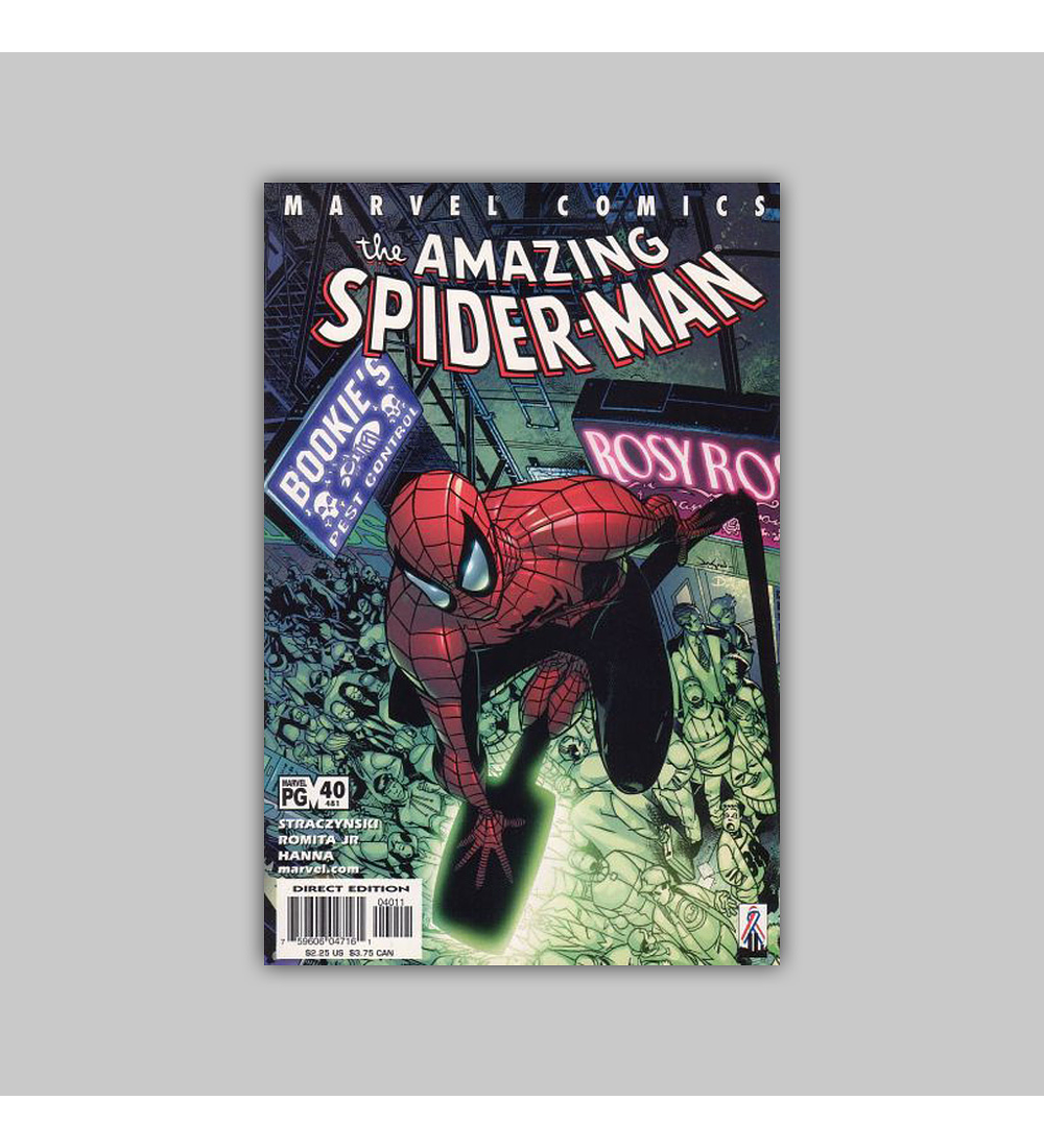 Amazing Spider-Man (Vol. 2) 40 2002