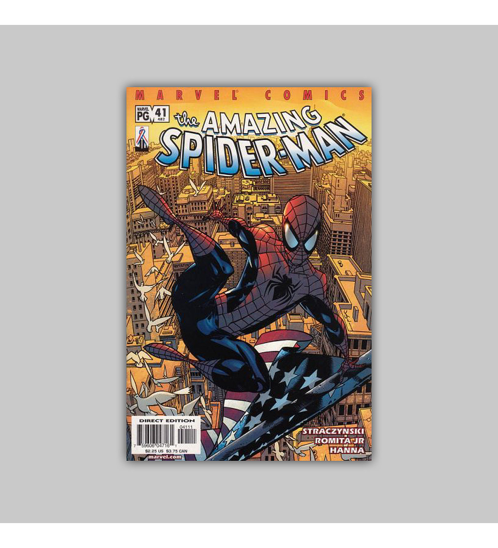 Amazing Spider-Man (Vol. 2) 41 2002