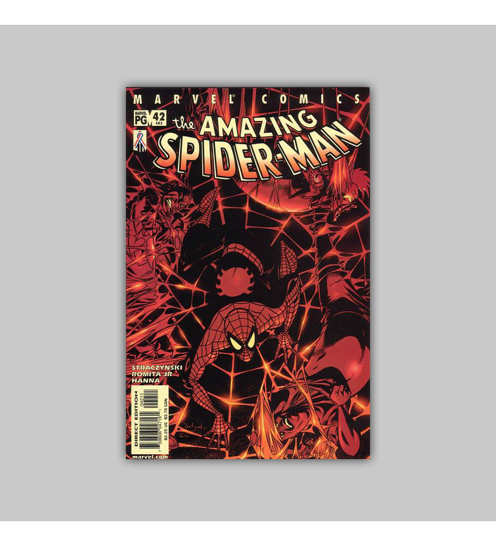 Amazing Spider-Man (Vol. 2) 42 2002