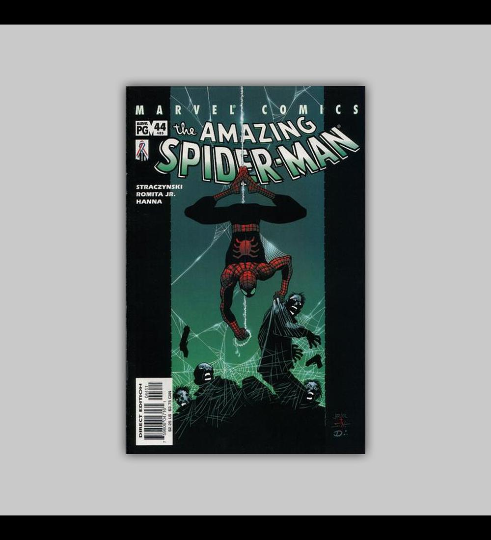 Amazing Spider-Man (Vol. 2) 44 2002