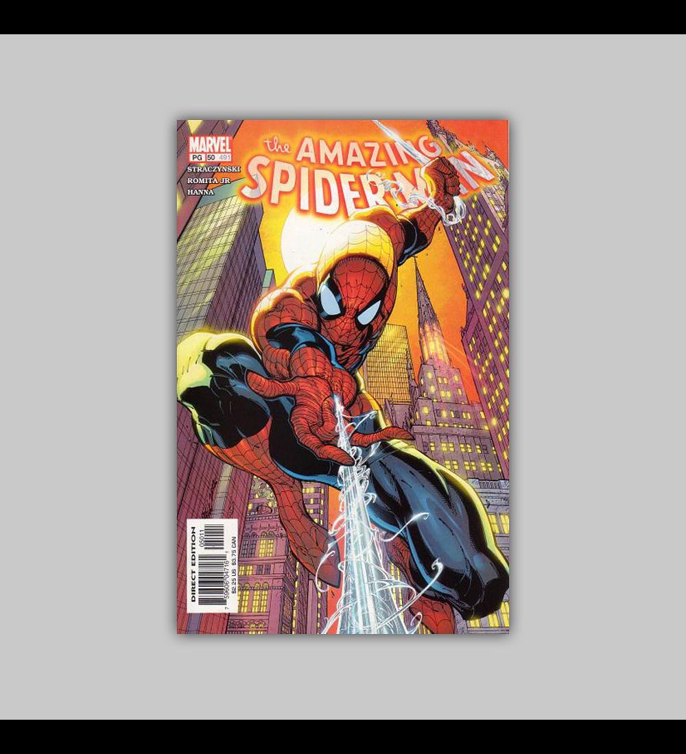 Amazing Spider-Man (Vol. 2) 50 2003
