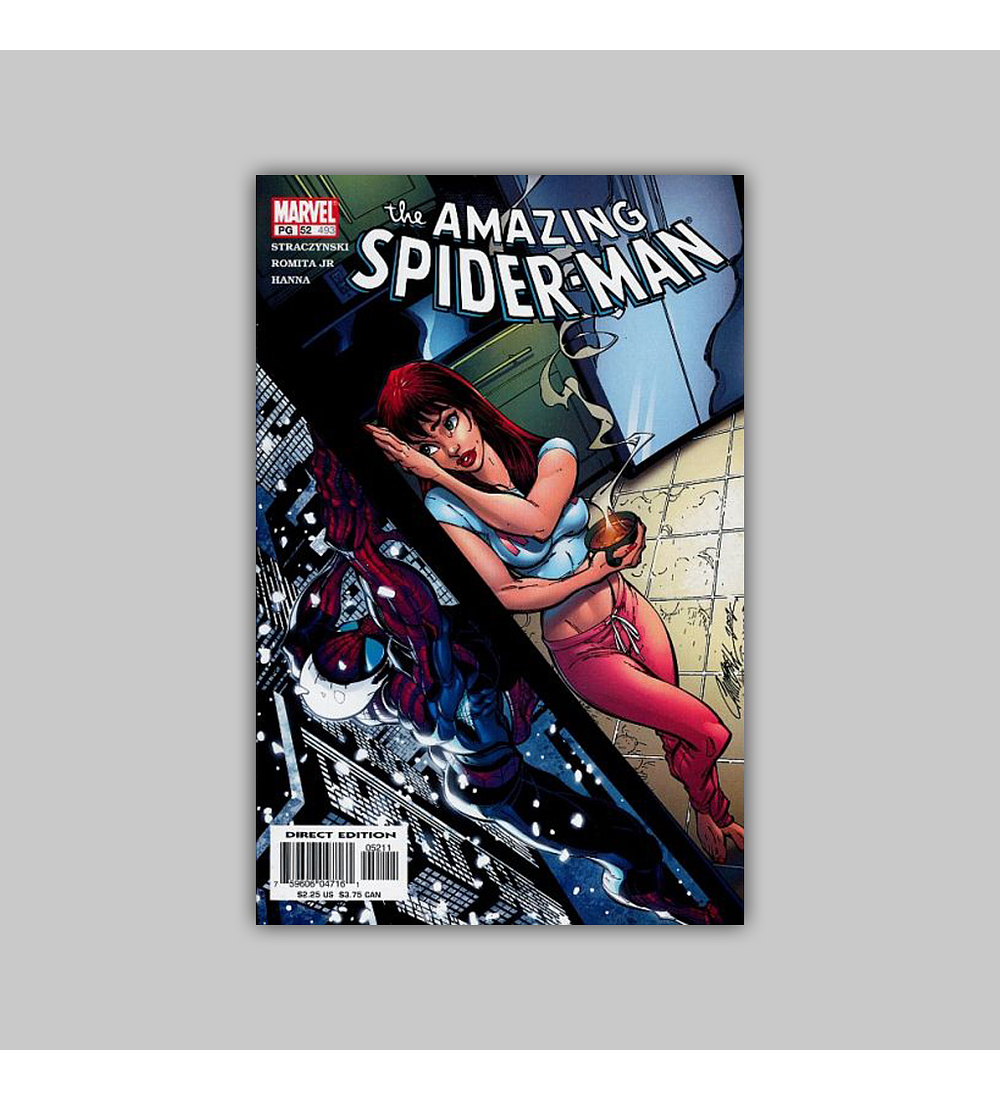 Amazing Spider-Man (Vol. 2) 52 2003