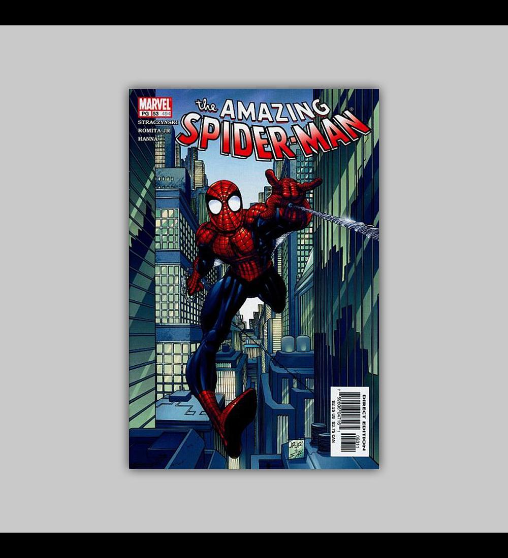 Amazing Spider-Man (Vol. 2) 53 2003