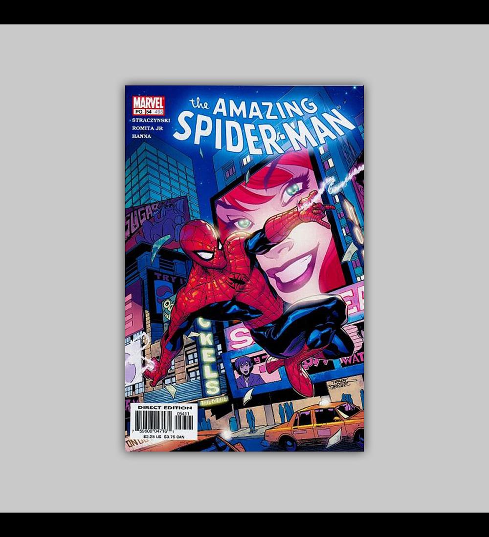 Amazing Spider-Man (Vol. 2) 54 2003