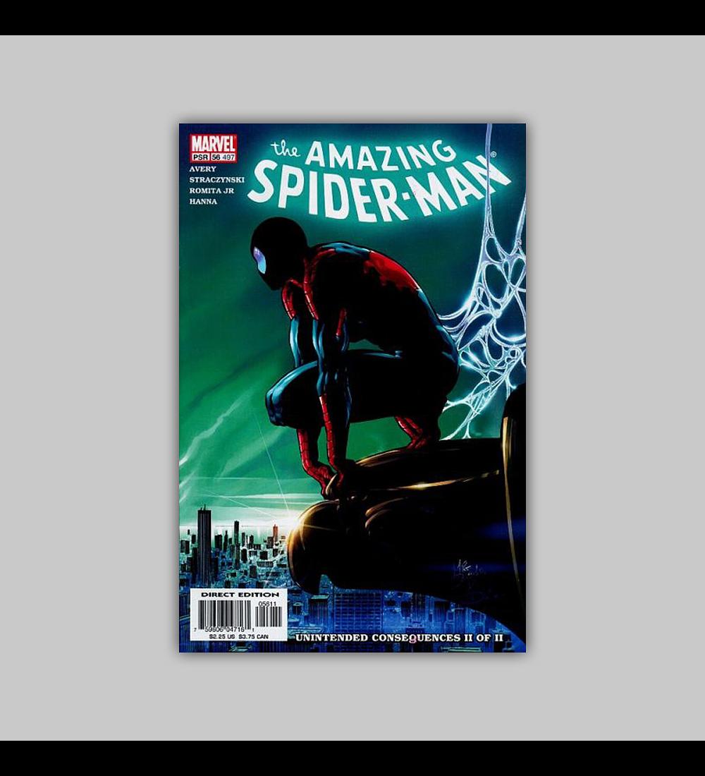 Amazing Spider-Man (Vol. 2) 56 2003