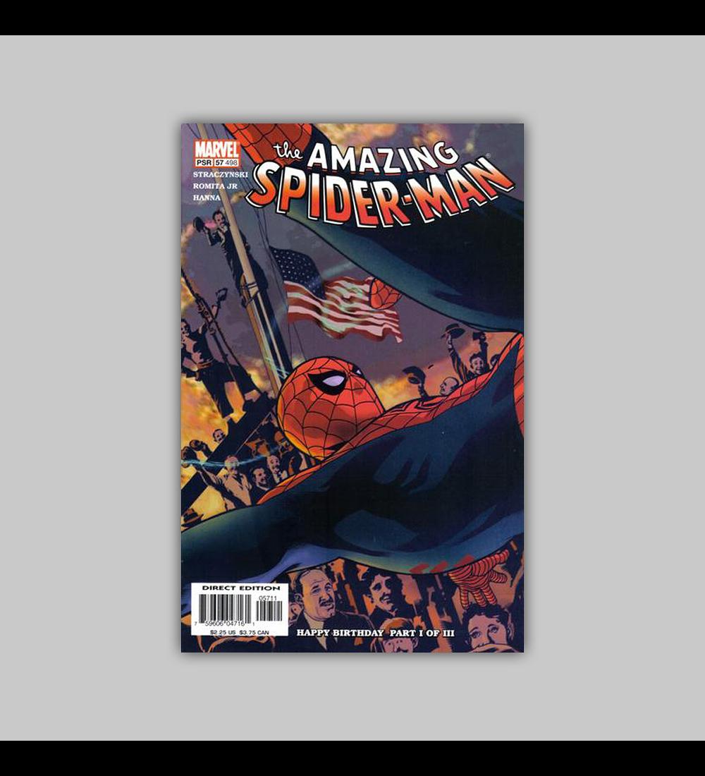 Amazing Spider-Man (Vol. 2) 57 2003