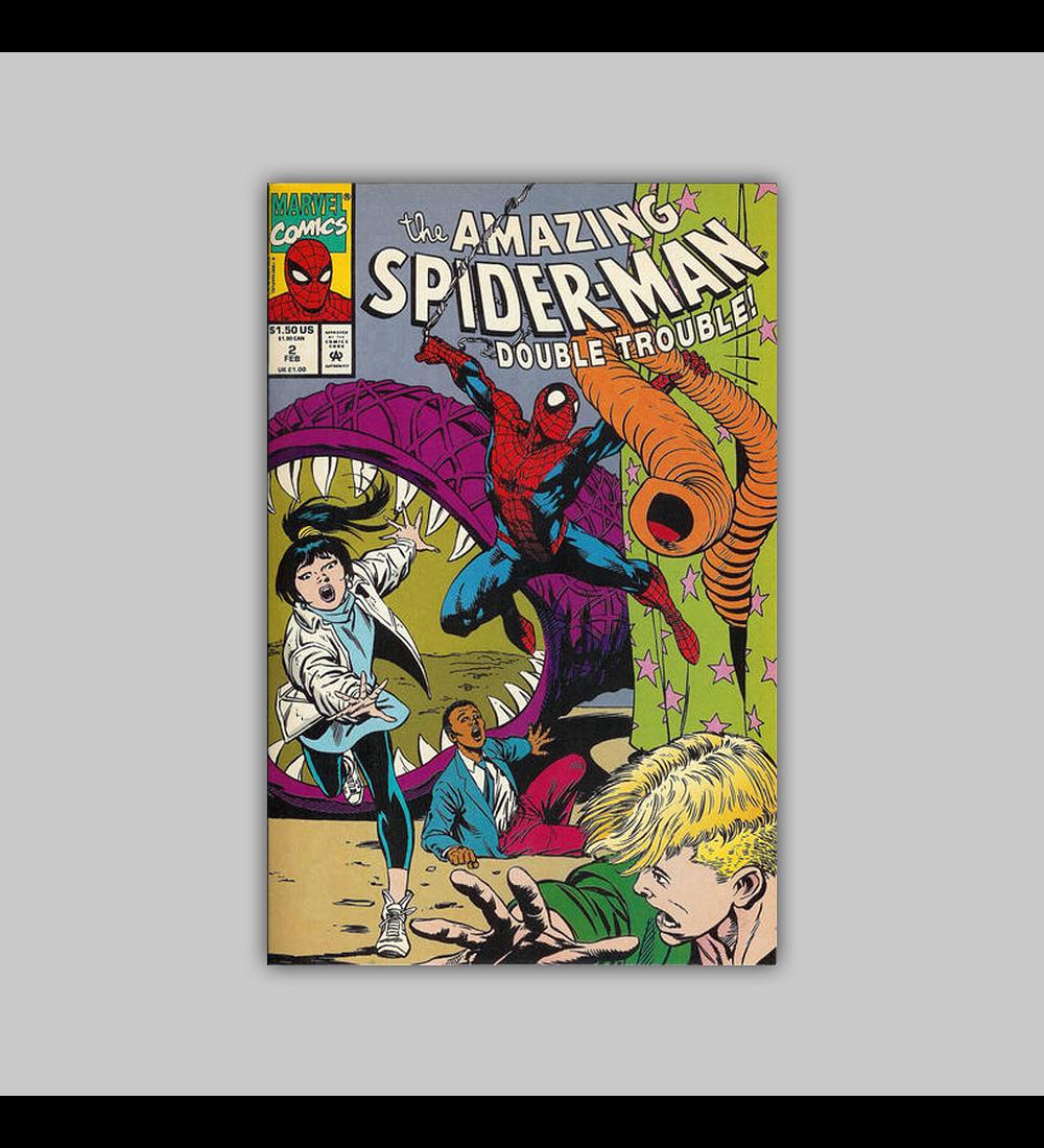Amazing Spider-Man: Double Trouble 2 1993