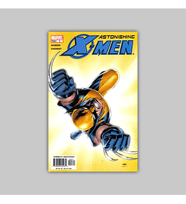 Astonishing X-Men 3 2004