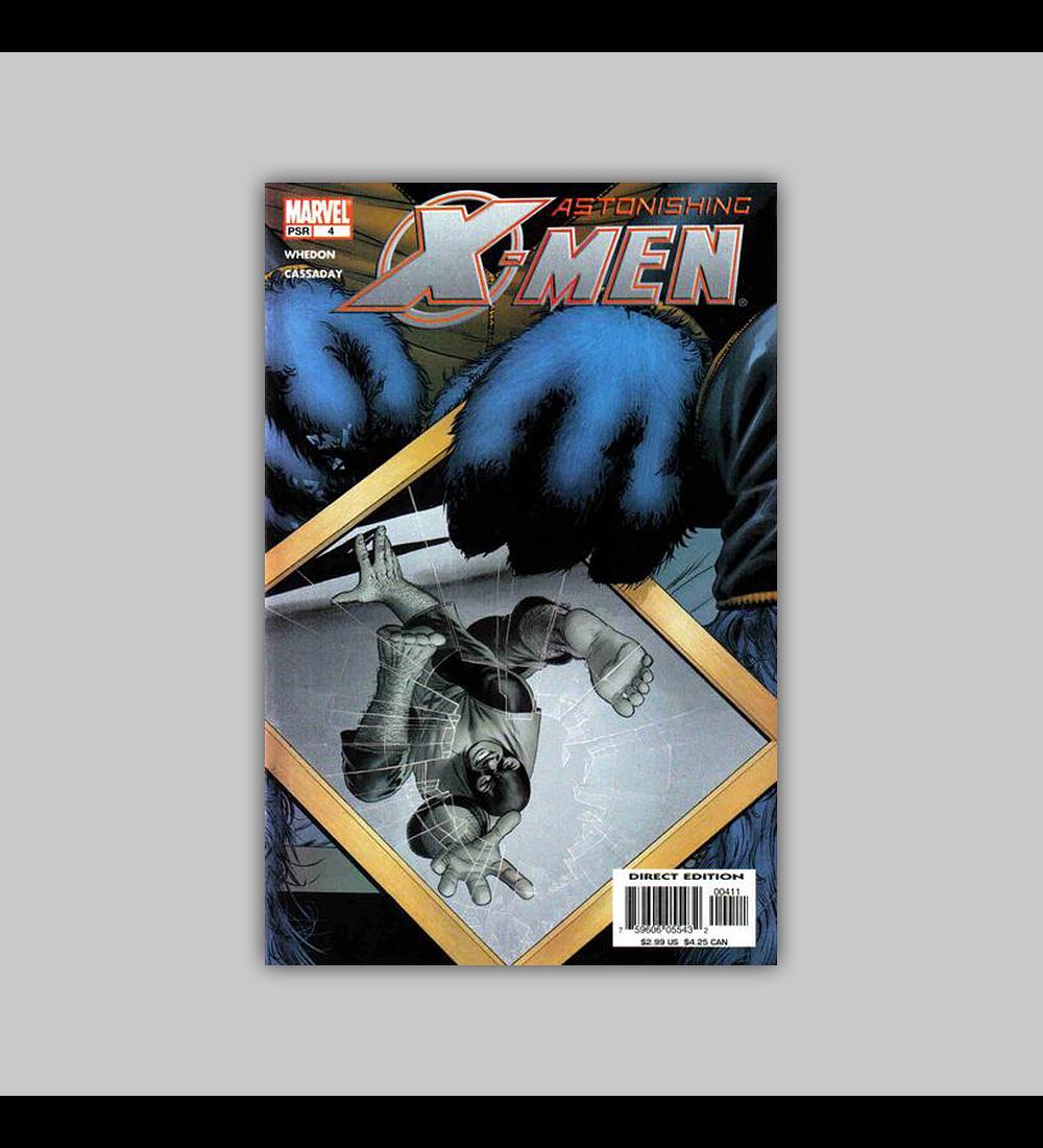 Astonishing X-Men 4 2004