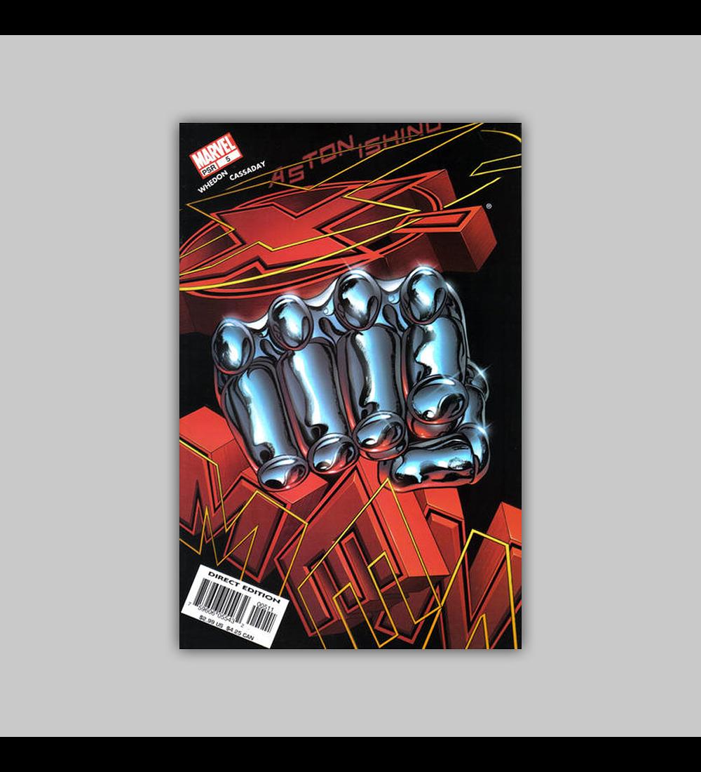 Astonishing X-Men 5 2004