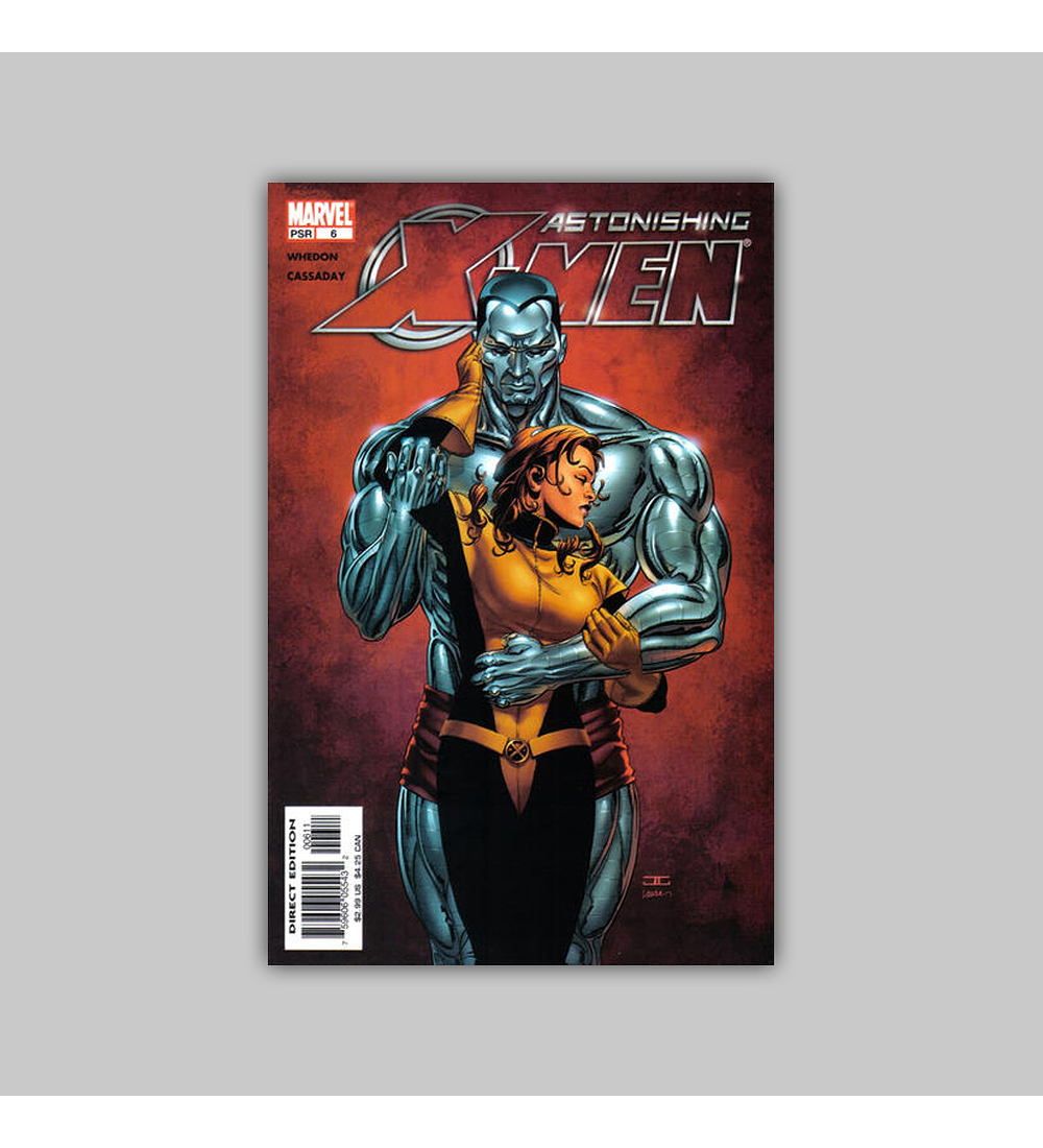 Astonishing X-Men 6 2005