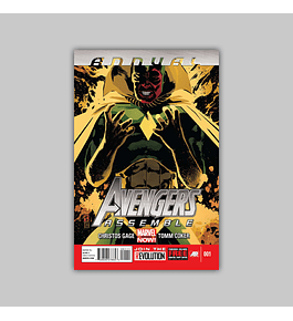 Avengers Assemble Annual 1 2013