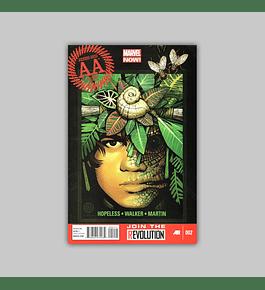 Avengers: Arena 2 2012