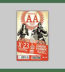 Avengers: Arena 4 2013