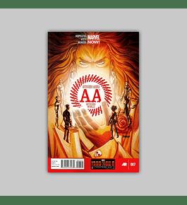 Avengers: Arena 7 2013