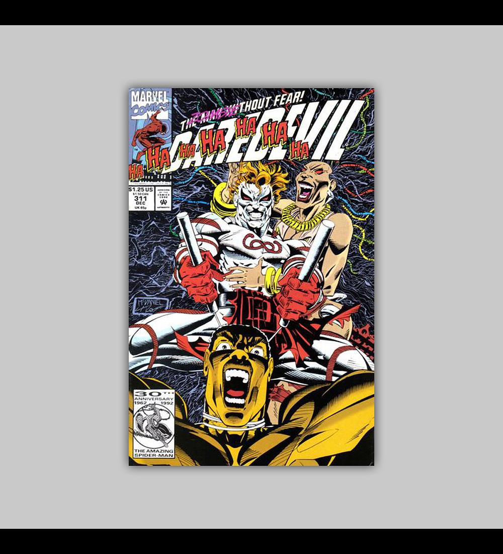 Daredevil 311 1992